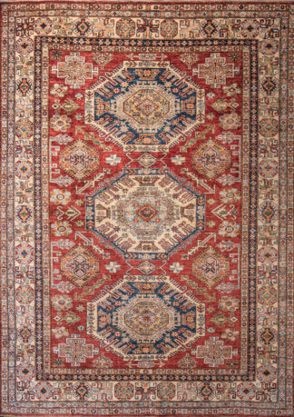 Paklājs Kazak 82095 RED-IVR g