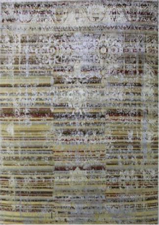 Paklājs Fresco 2001A GOLD-LTGOLD 1