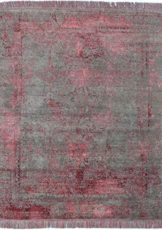 Paklājs Fresco 2001B GREY-PINK 1