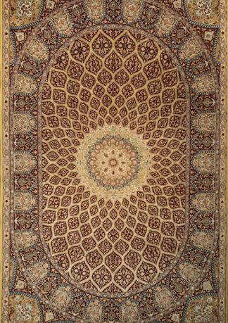 Paklājs Tabriz Gombad 10-393 1
