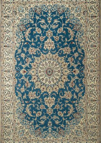 Paklājs Nain 6La MED BLUE 1
