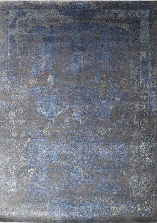 Paklājs Fresco CE-1314 GREY-BLUE