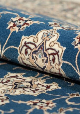 Paklājs Nain 6La MED BLUE 4