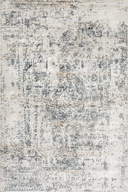Paklājs STELLA B097A-CREAM-DGRAY 1