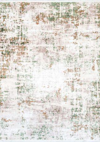 Paklājs ANGORA IMPRESSIVE 8486L CREAM-GREEN 1