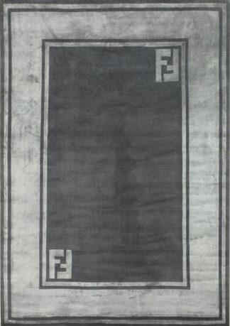 Paklājs FENDI GREY 1