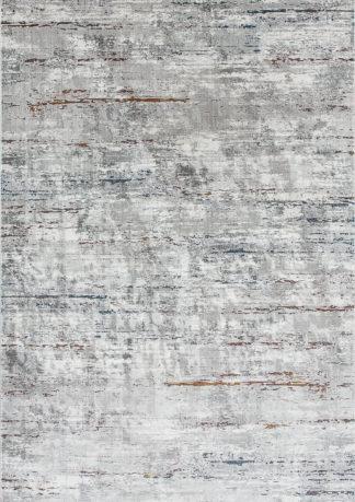 Paklājs TORINO B136C-WHITE-COKME-GRAY 1