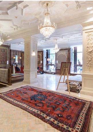 Tradicionālie paklāji