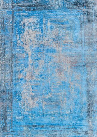 Paklājs TREND COLORS M175Q-GRAY-BLUE 3