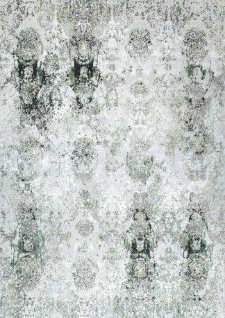 Paklājs VERANO 9354L GREEN-CREAM 3
